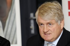 Denis O'Brien is waving goodbye to his Topaz service station empire