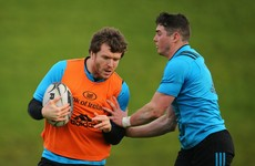 Sherry and Bleyendaal back in Munster training, but four sit out after bruising loss to Connacht