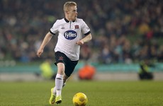 Boost for Dundalk as Premier Division champions re-sign 'the best winger in Ireland'