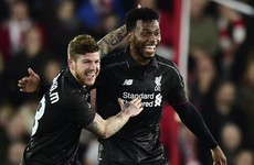 You six-y things! Sturridge double, Origi hat-trick, as Liverpool thump Southampton