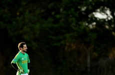 Paul Galvin's Finuge were relegated to junior football tonight