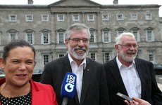 Sinn Féin has made a lot of money from its American friends