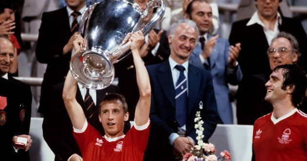 'Forest knocked Liverpool off their perch long before Fergie came up with the phrase'