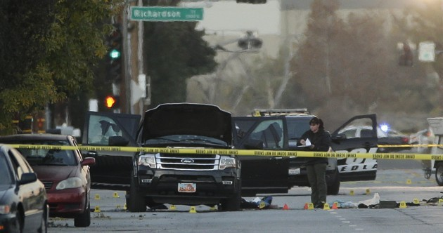 US officials say San Bernardino gunman had been in contact with terror suspects