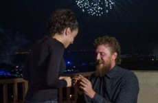 Take a break and watch this magical Disney proposal