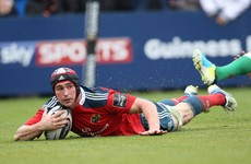 Tommy O'Donnell commits long-term future to Munster