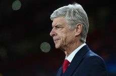 Wenger: I might look constipated but I have a funny side