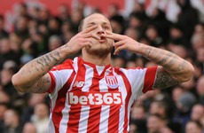 Marko Arnautovic's quickfire double downs hapless Manchester City