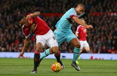 As it happened: Manchester United v West Ham, Premier League