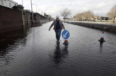 Bad news for Clare, it has just been hit with a new flood warning