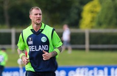 One of Ireland's top cricketers has announced his retirement