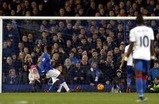 Lukaku continues phenomenal scoring run, but Everton left frustrated