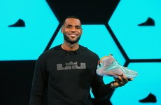 LeBron James has just signed a lifetime deal with Nike worth an insane amount of money