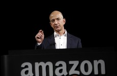 Amazon's CEO would like to send Donald Trump into space