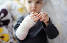 One in six three-year-olds have had injuries that needed hospital attention