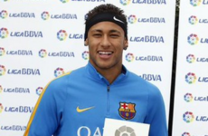 Conspiracy over as Neymar wins Barcelona's first ever La Liga player of the month award