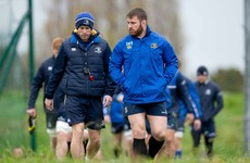 Sean O'Brien seeing a specialist today in the hope of clearing up inner ear issue