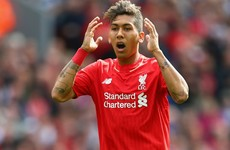 A Liverpool & Ireland legend has some harsh words for Firmino's latest performance