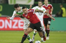 As it happened: Wolfsburg v Man United, Champions League