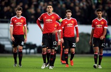 Every twist, turn and goal from Manchester United's dramatic Champions League exit
