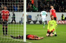 Man United crash out of Champions League in five-goal thriller