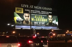 A Letter from Las Vegas: The UFC's promotional propaganda may finally be accurate