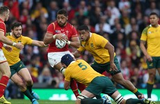 The Dragons are unhappy with Warren Gatland and the WRU over the Faletau affair
