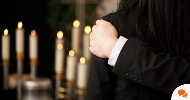 It's an unusual career path, but being a funeral director is a rewarding job