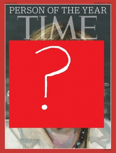 Time's Person of the Year is...