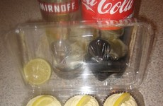 This Dublin bakery now makes vodka and coke cupcakes