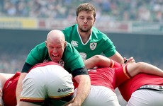 Loss of Henderson strips Ireland of second row options for Six Nations