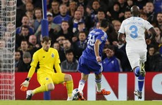 Chelsea through as group winners after freak own-goal hands them early lead