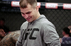 Lobov books TUF 22 final place but there's been a major twist in the plot