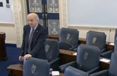 "Senator Jim Walsh tells Senator Ivana Bacik to ""get treatment for haemorrhoids"""