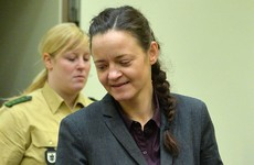 Woman denies she was involved in neo-Nazi killing spree