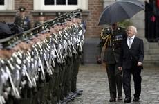 How Michael D Higgins's father fought for Irish independence