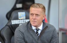 Garry Monk shows his class by penning open letter to Swansea fans, players and chairman