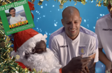 Aston Villa's Christmas gift-giving is almost as shambolic as their season so far