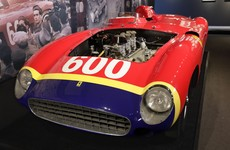 This vintage Ferrari sold for €25 million last night