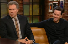 Will Ferrell did a spot on impression of a drunk Irish dad on the Late Late last night