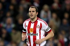 John O'Shea becomes the third Irishman to reach a significant Premier League landmark today
