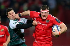 As it happened: Munster v Leicester Tigers, Champions Cup