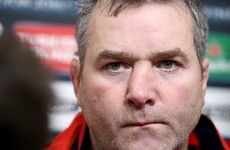 Munster coach Foley says referee Poite's decision was 'nothing short of a disgrace'
