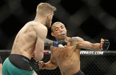 Conor McGregor defeats Jose Aldo in just 13 seconds at UFC 194