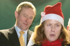 If Enda was thinking election this massive poll boost for Fine Gael might just convince him