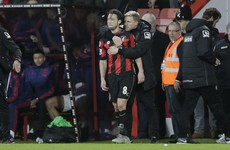Harry Arter dedicates United win to 'my family that are here and not here'