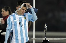 'Argentina reached two finals, for f***'s sake' - Messi hits out at critics
