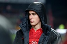Foley 'disappointed' at Thomond Park's treatment of Ian Keatley