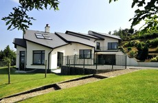 Sea views for sale with this Wicklow house