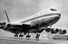 The days of the jumbo jet are coming to an end — here's a look back at its glory years